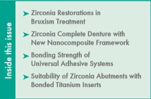 Zirconia Restorations for Bruxism Treatment